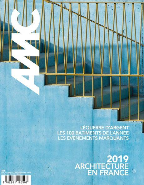 AMC ANNUEL  N 283 DE DECEMBRE 2019- JANVIER 2020 - LE MONITEUR ARCHITECTURE