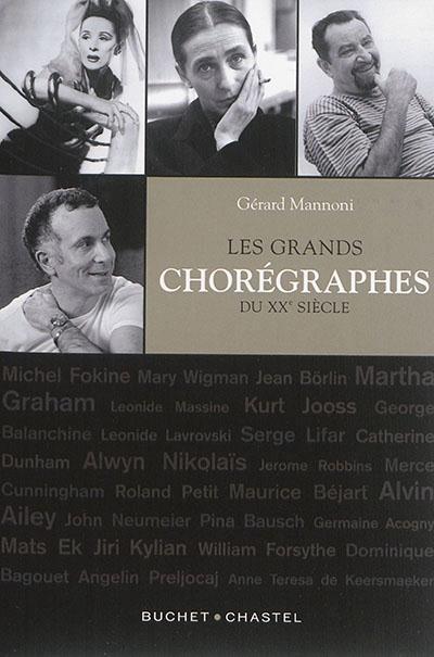 LES GRANDS CHOREGRAPHES