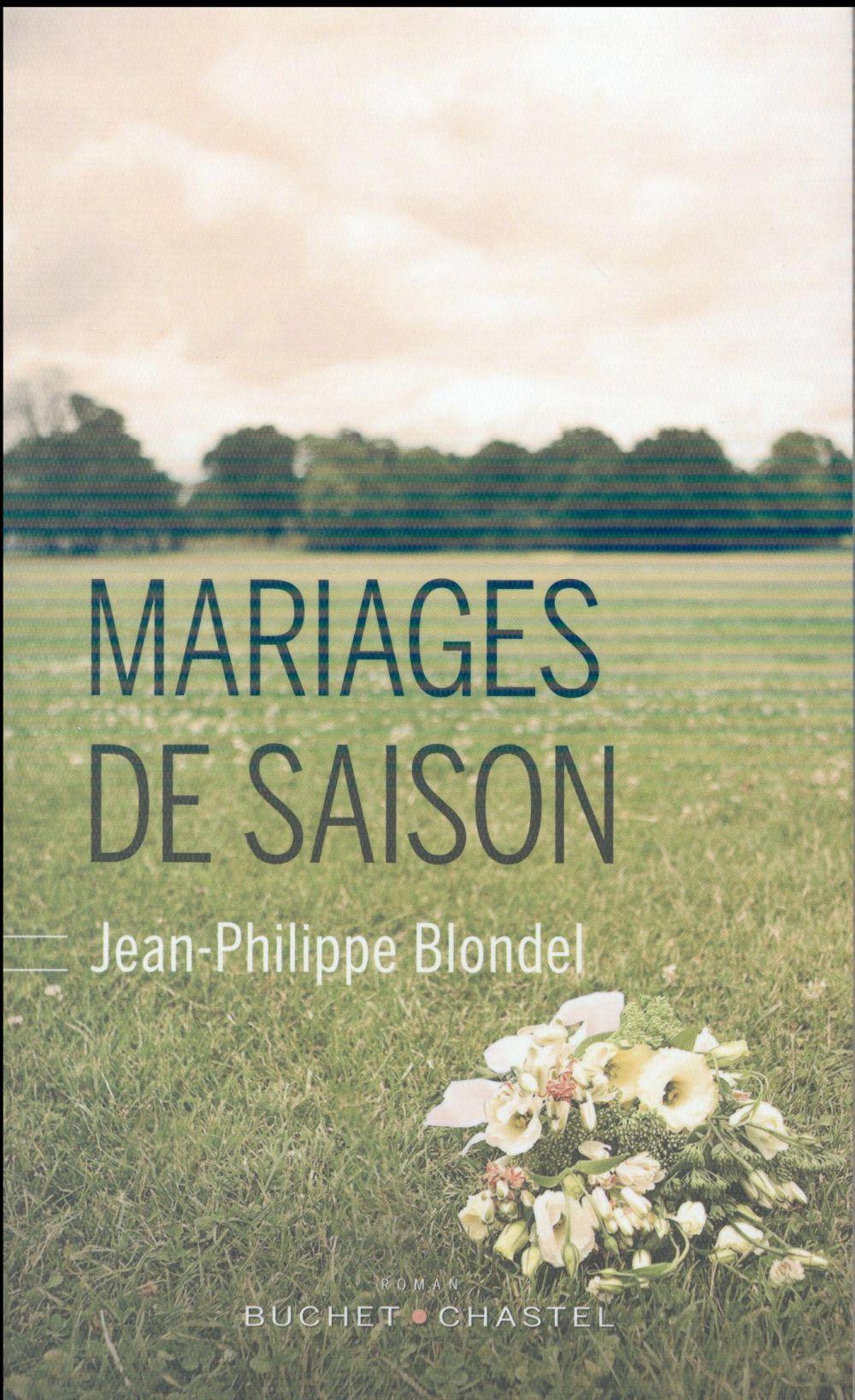 MARIAGES DE SAISON