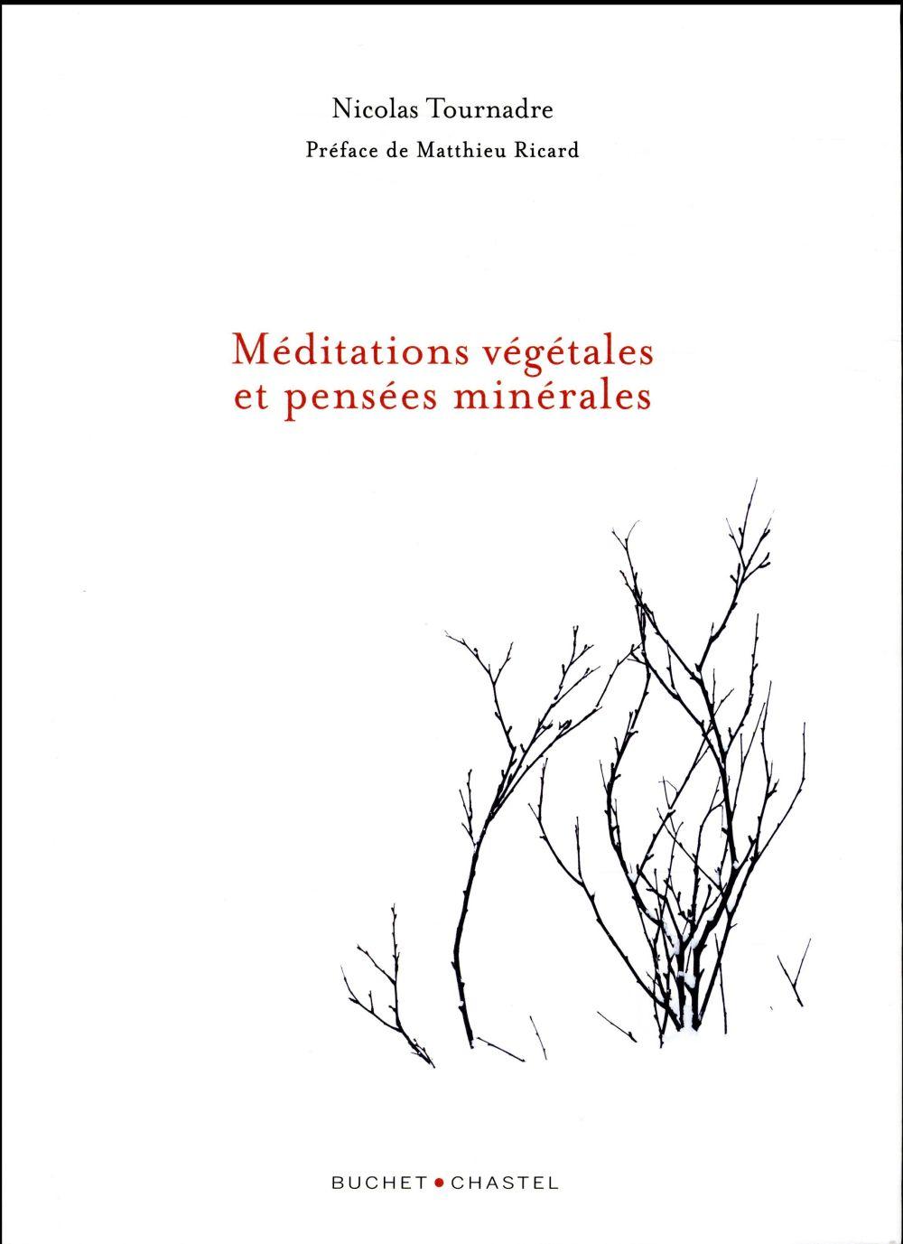 MEDITATIONS VEGETALES ET PENSEES MINERALES