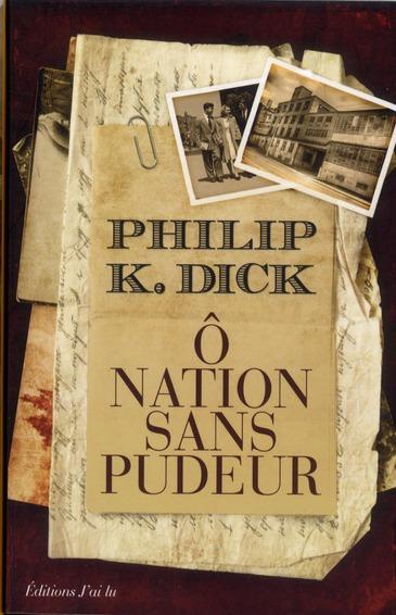 O NATION SANS PUDEUR