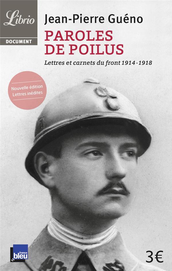 PAROLES DE POILUS (NE)