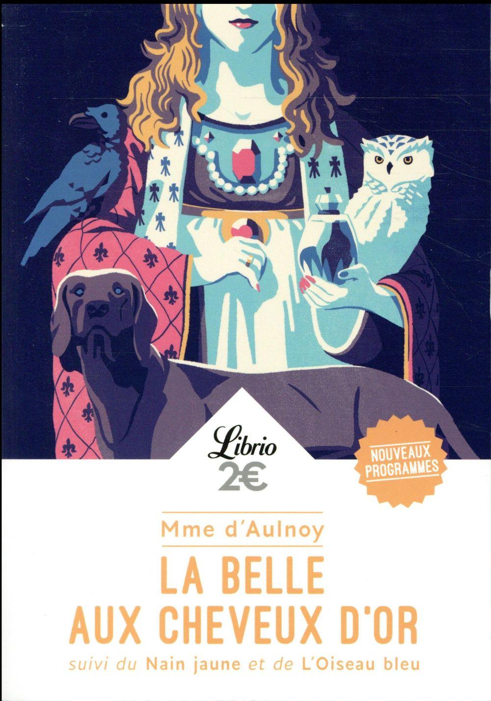 LA BELLE AUX CHEVEUX D'OR
