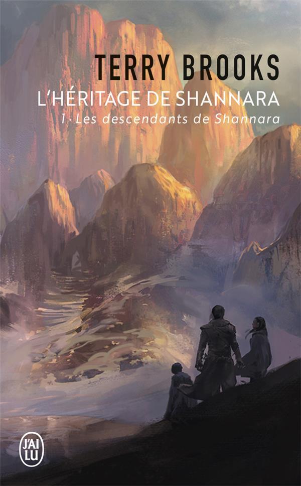 L'HERITAGE DE SHANNARA - 1  (NC) - LES DESCENDANTS DE SHANNARA