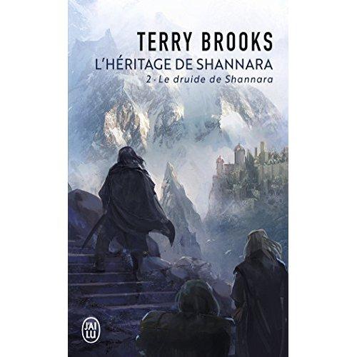 L'HERITAGE DE SHANNARA - 2 (NC) - LE DRUIDE DE SHANNARA