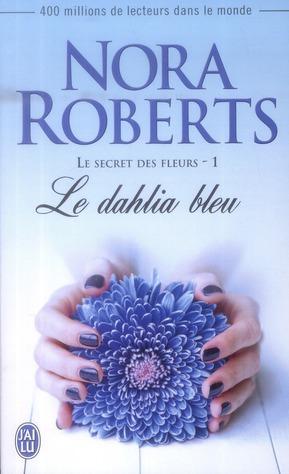 LE SECRET DES FLEURS - 1 - (NC) LE DAHLIA BLEU