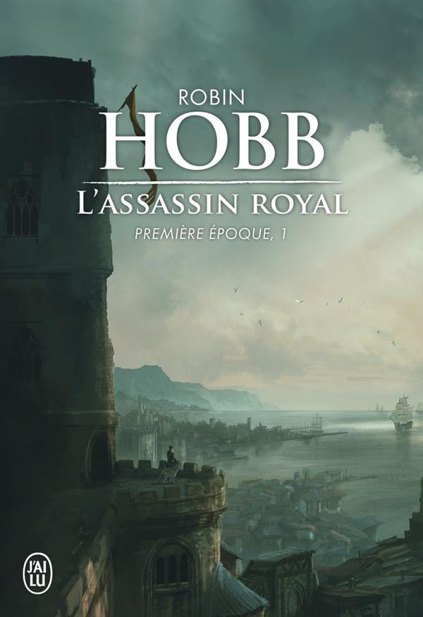 L'ASSASSIN ROYAL, PREMIERE EPOQUE - 1