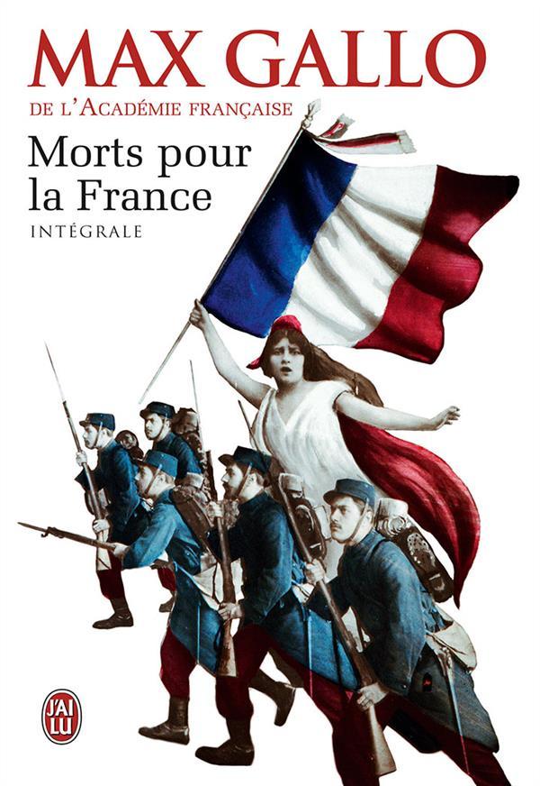 MORTS POUR LA FRANCE - INTEGRALE : LE CHAUDRON DES SORCIERES ; LE FEU DE L'ENFER ; LA MARCHE NOIRE