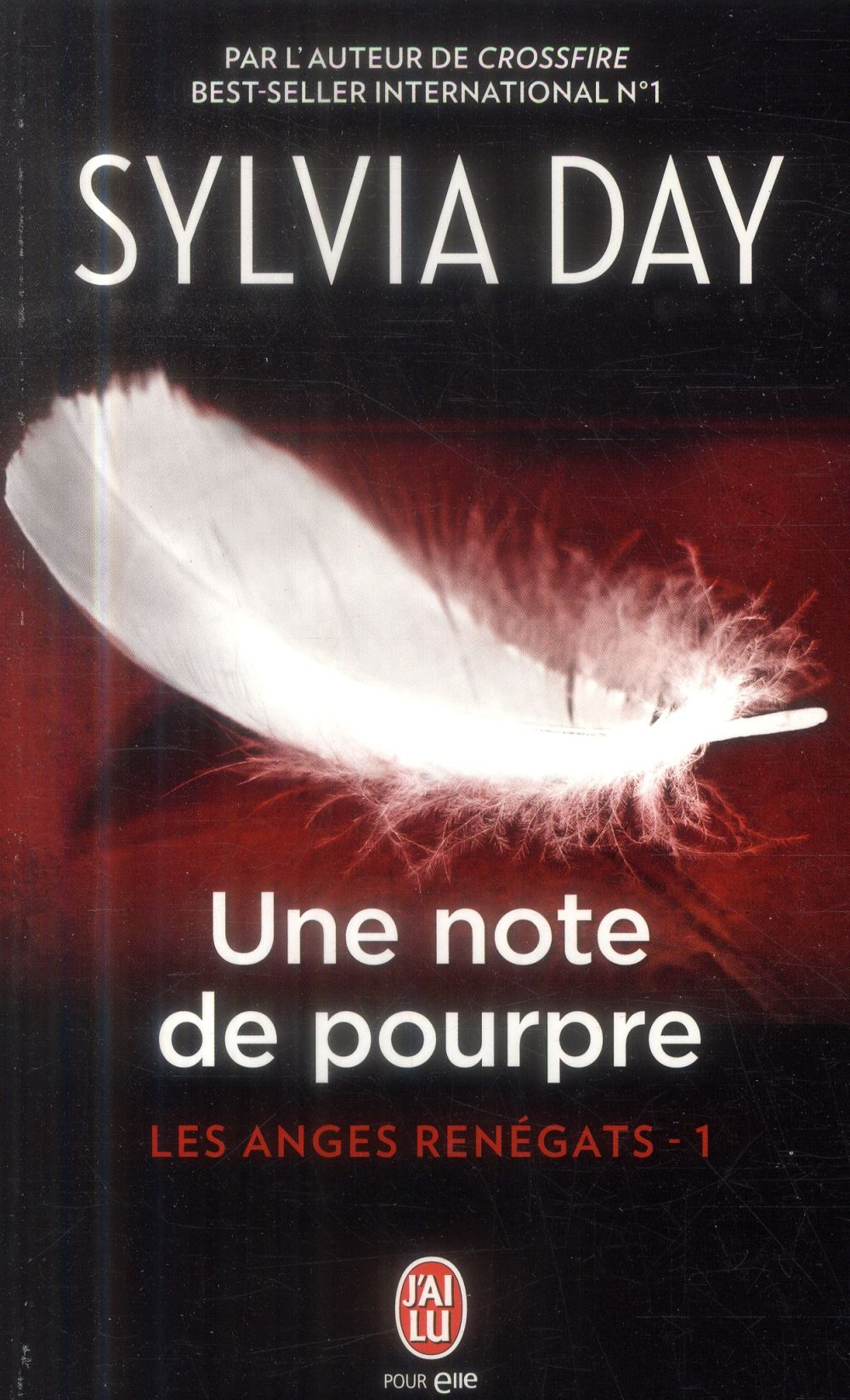 UNE NOTE DE POURPRE - LES ANGES RENEGATS - T1
