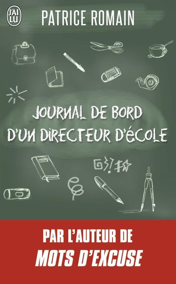 JOURNAL DE BORD D'UN DIRECTEUR D'ECOLE