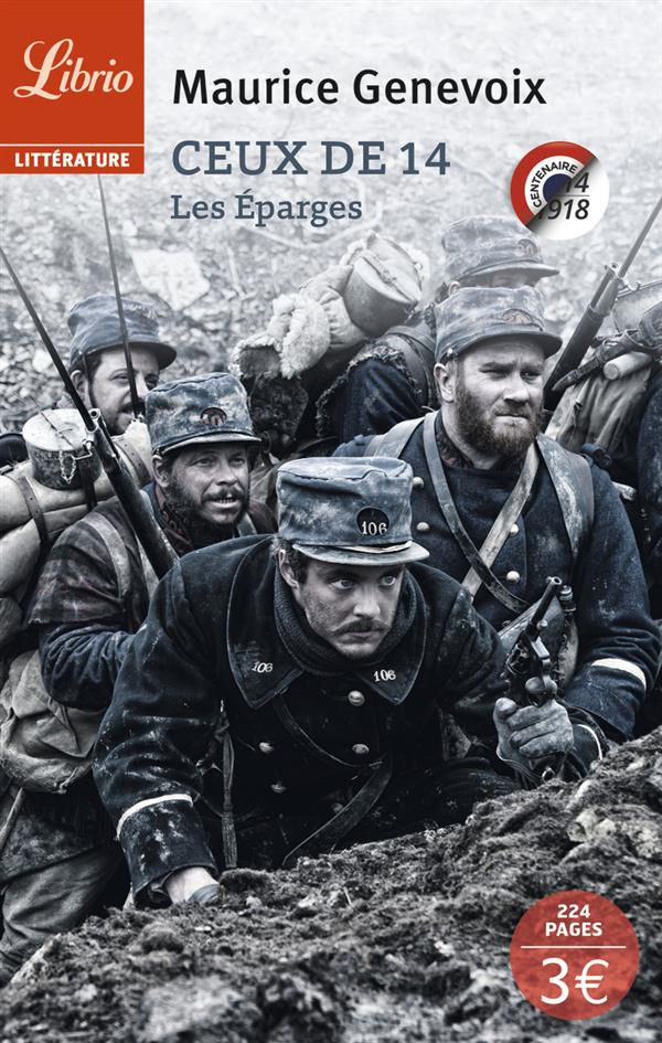 CEUX DE 14 - LES EPARGES