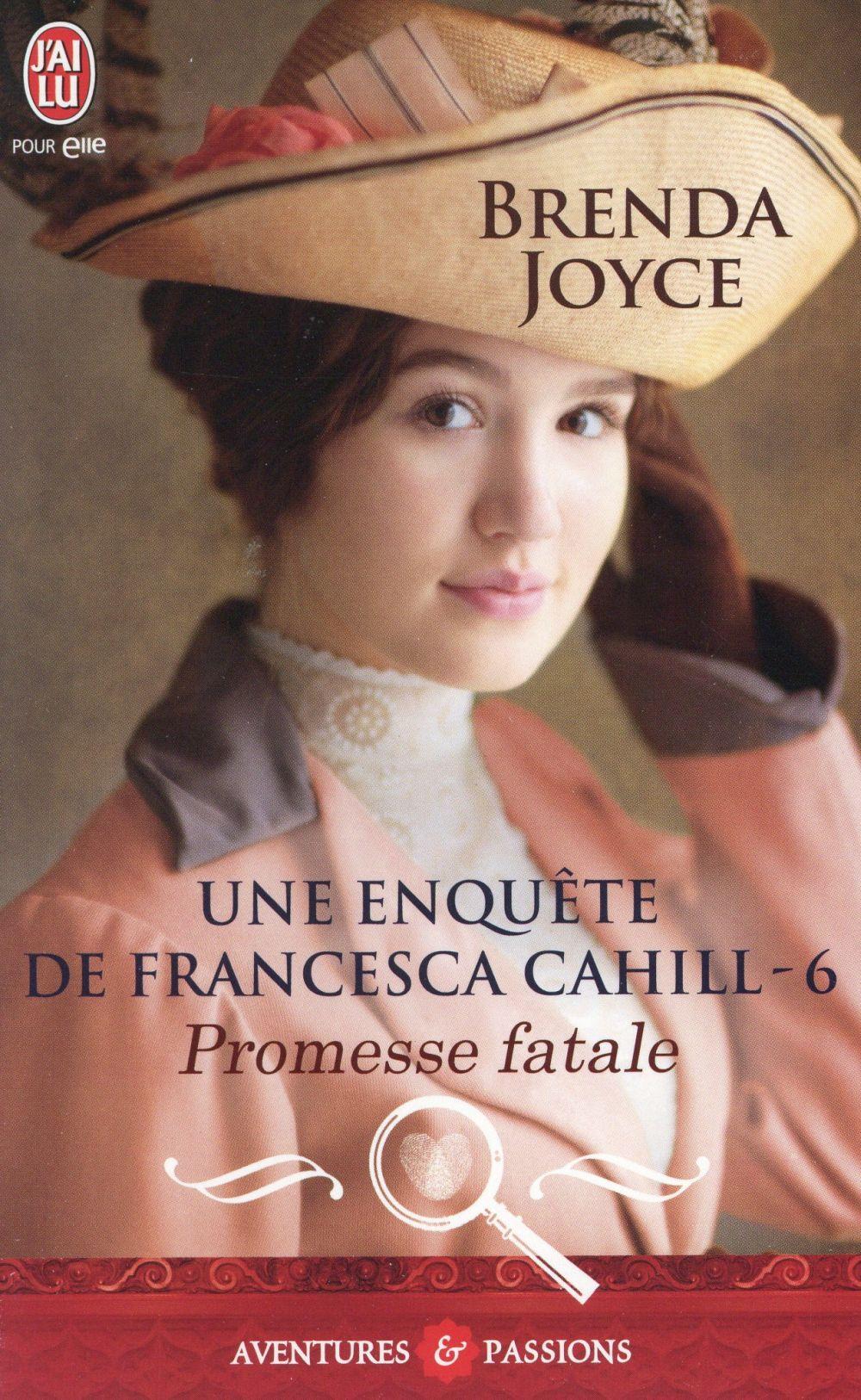 PROMESSE FATALE - UNE ENQUETE DE FRANCESCA CAHILL - T6