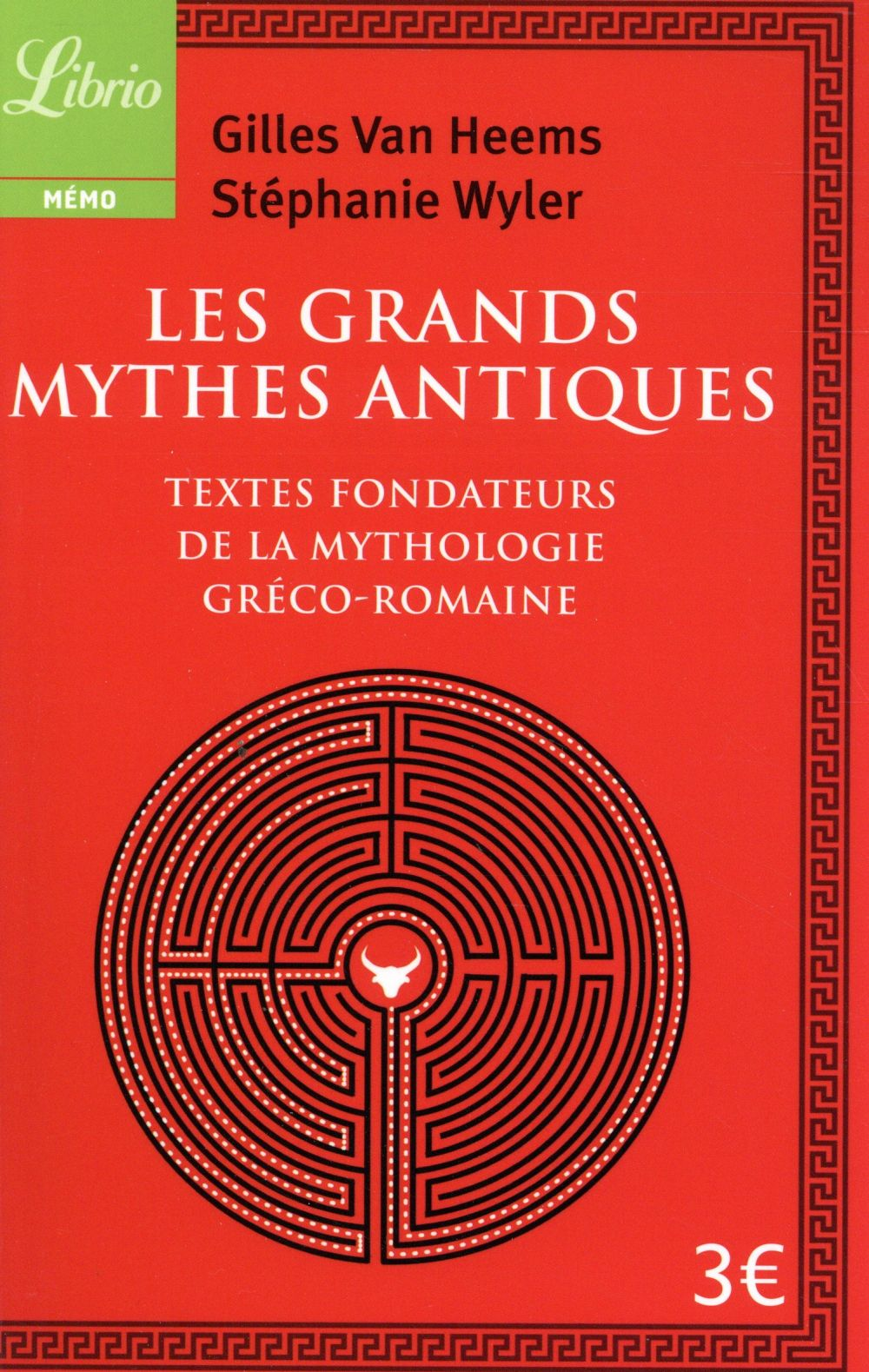 LES GRANDS MYTHES ANTIQUES (NE)