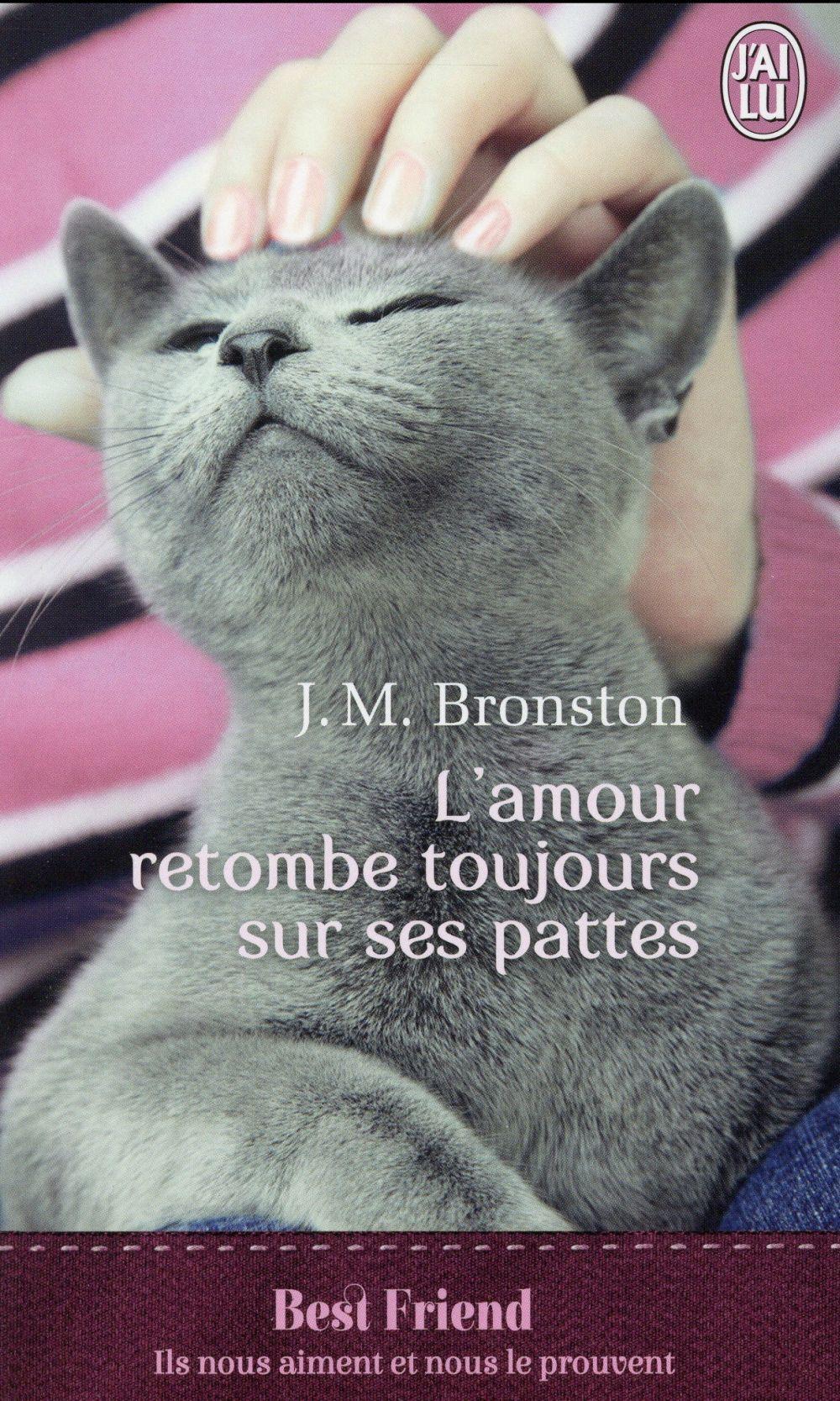 L'AMOUR RETOMBE TOUJOURS SUR SES PATTES