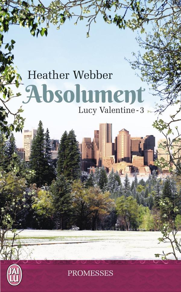 LUCY VALENTINE - 3 - ABSOLUMENT
