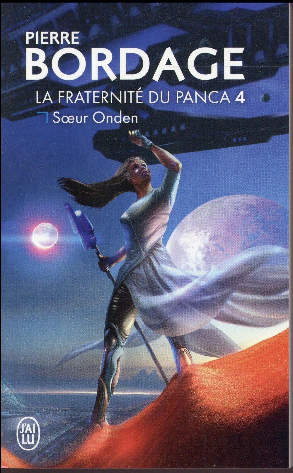 SOEUR ONDEN - LA FRATERNITE DU PANCA - T4