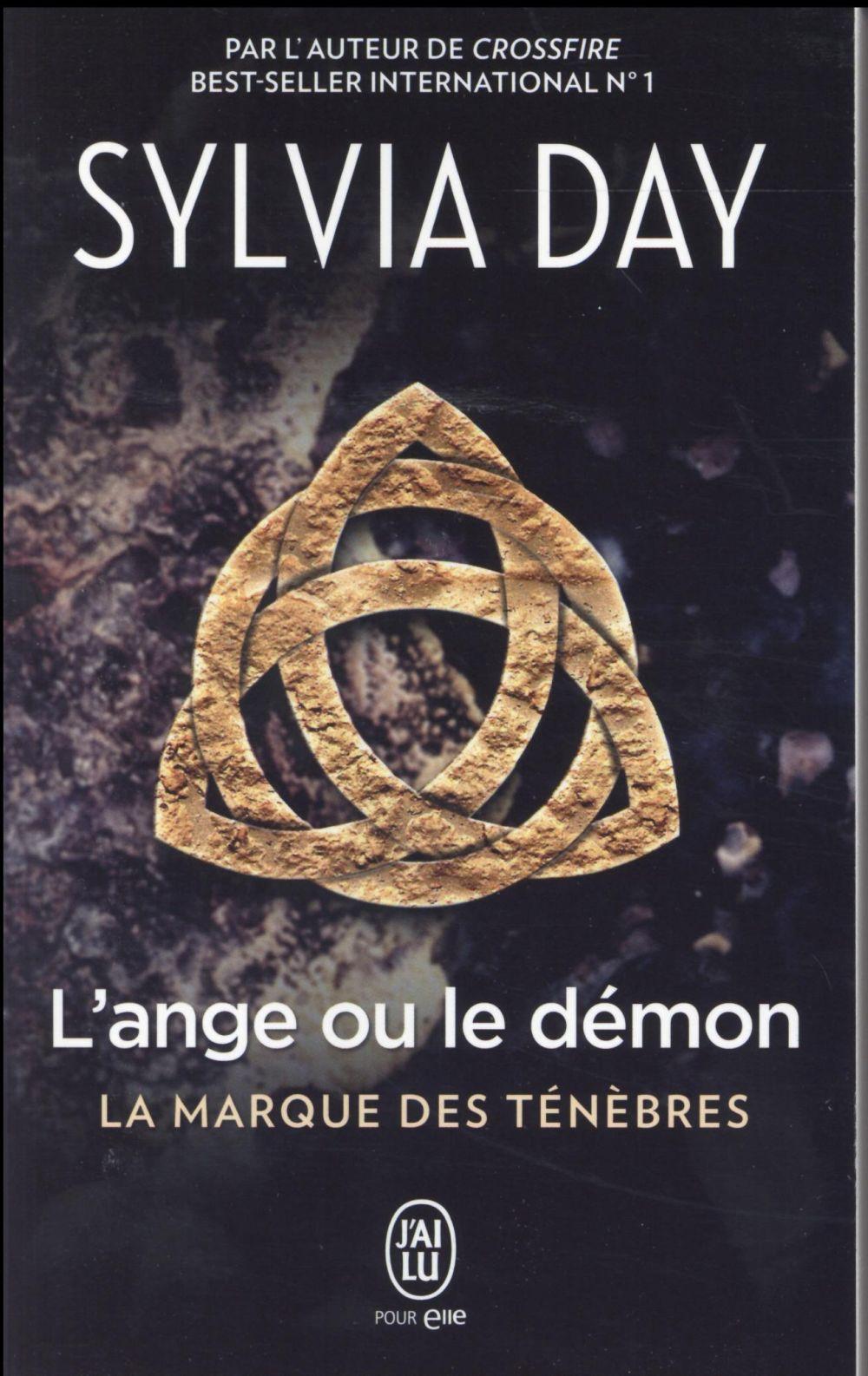 L'ANGE OU LE DEMON - LA MARQUE DES TENEBRES - T1