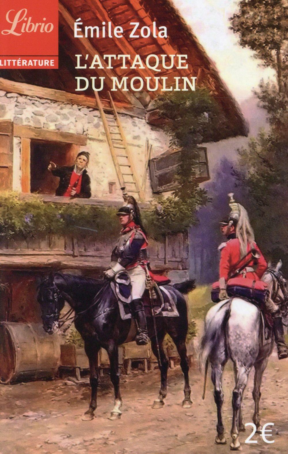 L'ATTAQUE DU MOULIN (NE)