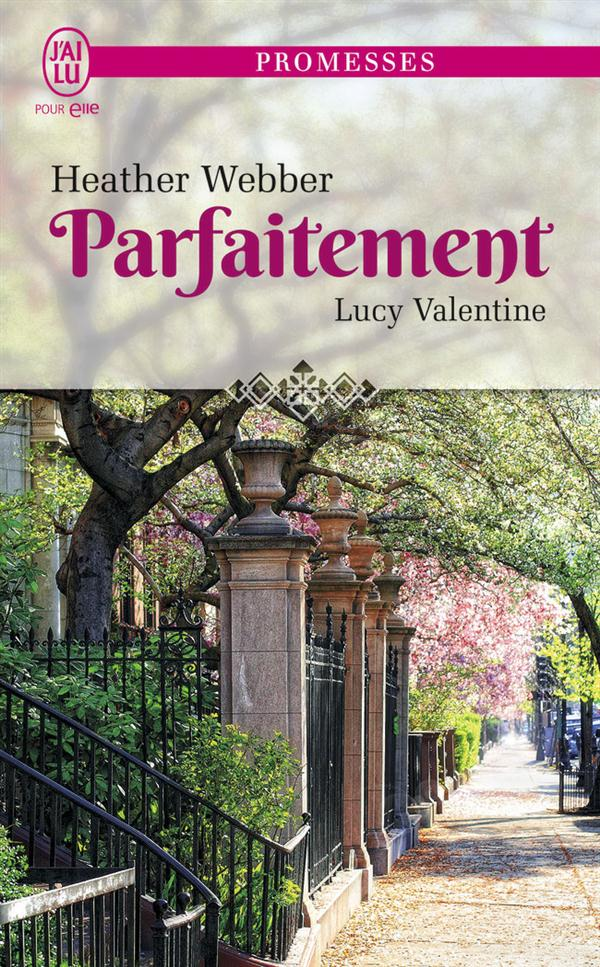 LUCY VALENTINE - 4 - PARFAITEMENT