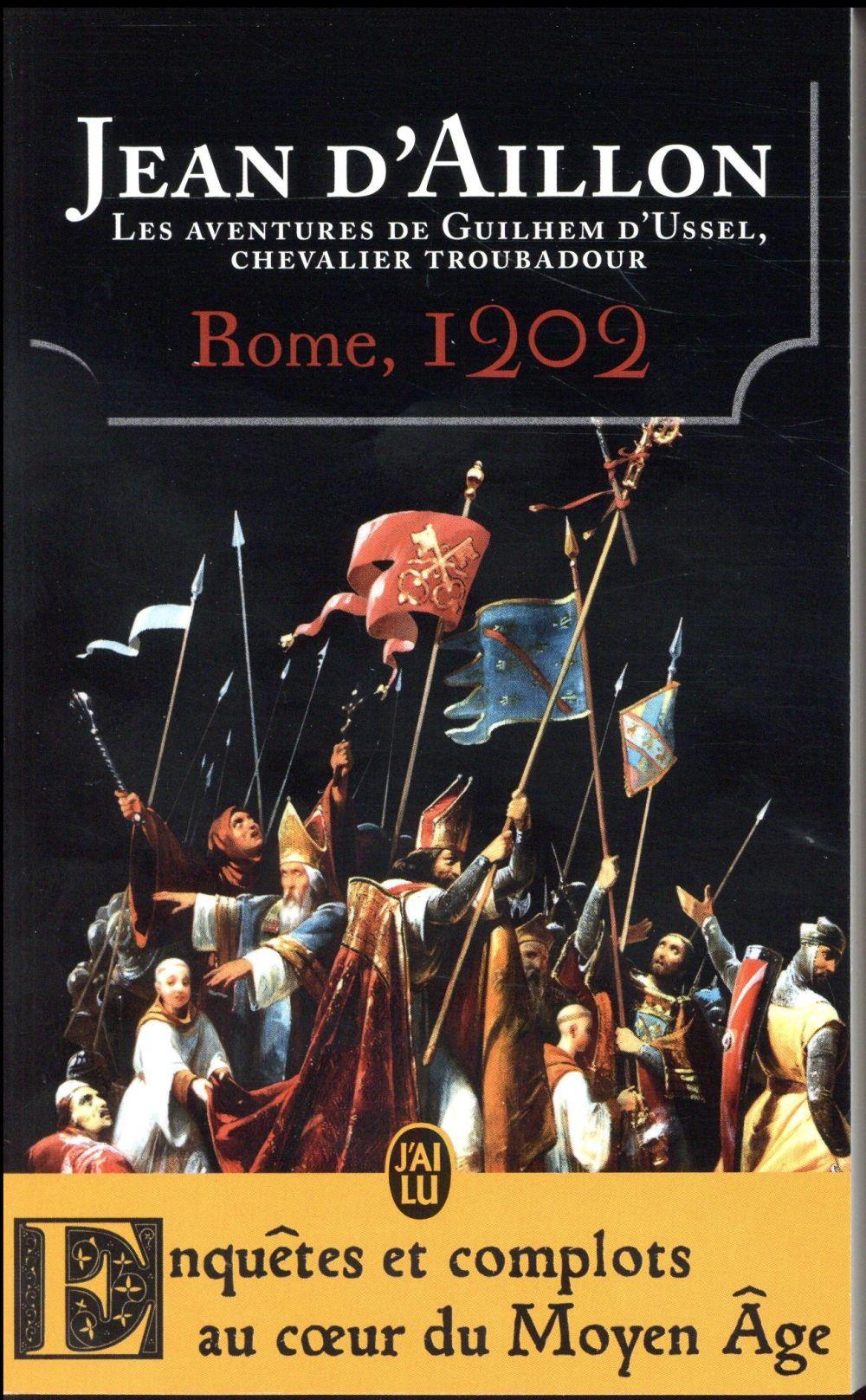 (NC) ROME 1202 - 5 - LES AVENTURES DE GUILHEM D'USSEL, CHEVALIERTROUBADOUR