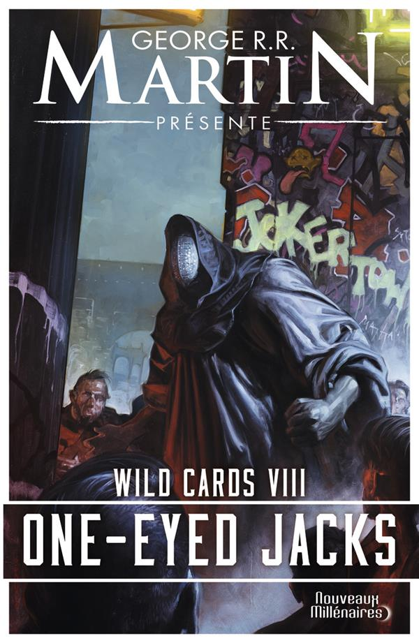 ONE-EYED JACKS - WILD CARDS - T8