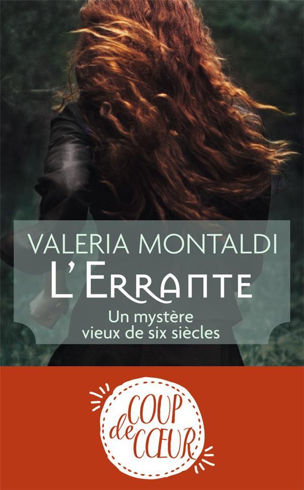 L'ERRANTE - LITTERATURE ETRANGERE - T11955 - UN MYSTERE VIEUX DE SIX SIECLES