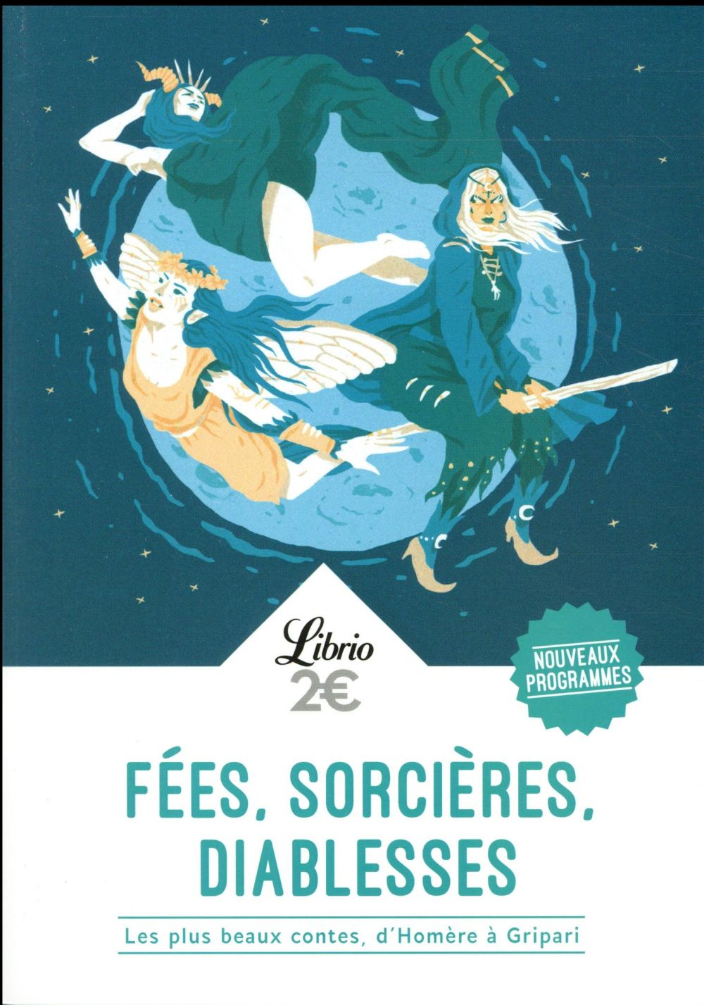 FEES, SORCIERES, DIABLESSES