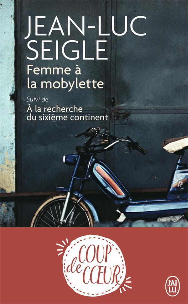 FEMME A LA MOBYLETTE