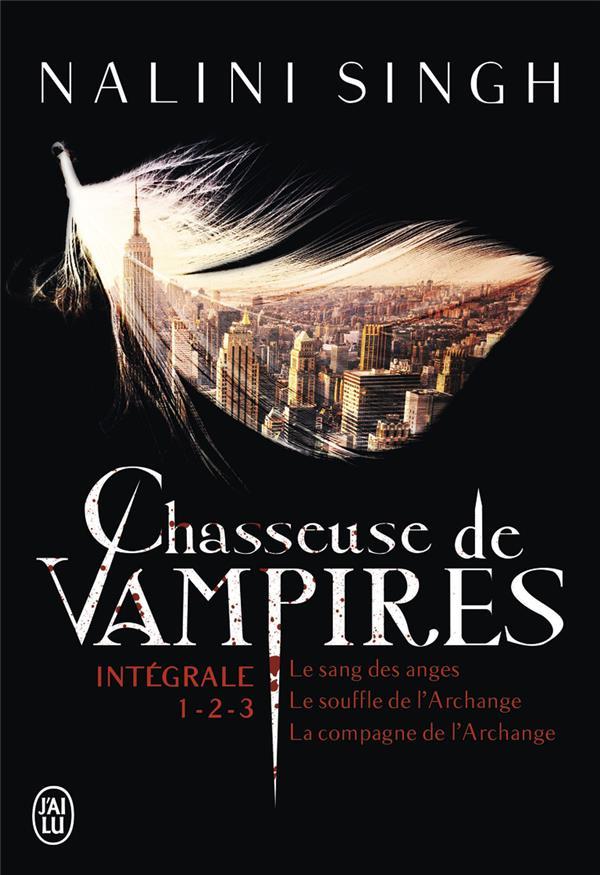 CHASSEUSE DE VAMPIRES - L'INTEGRALE 1 - 2 - 3
