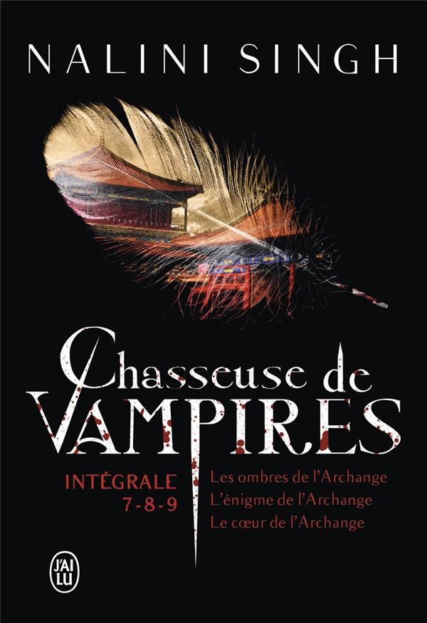 CHASSEUSE DE VAMPIRES - INTEGRALE 7 - 8 - 9