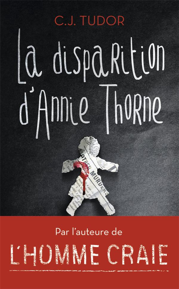 LA DISPARITION D'ANNIE THORNE