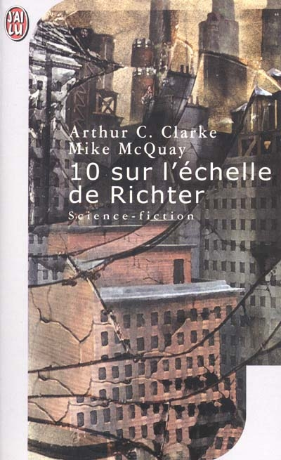 DIX SUR L'ECHELLE DE RICHTER - SCIENCE-FICTION - T5598
