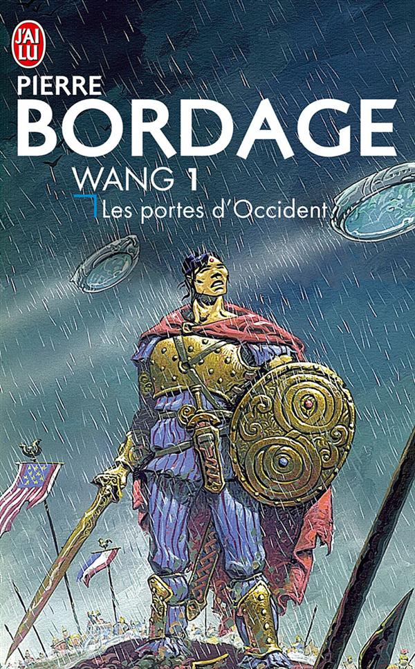 LES PORTES D'OCCIDENT - WANG - T1