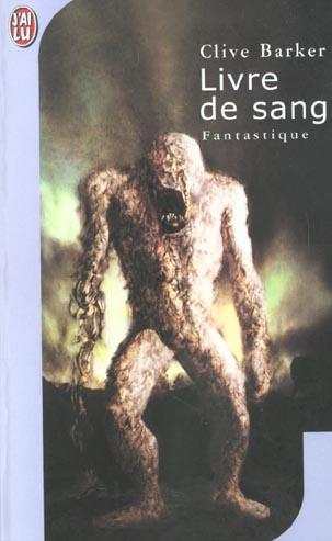 LIVRE DE SANG