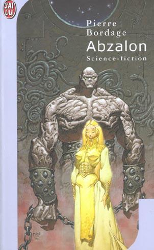 ABZALON - SCIENCE-FICTION - T6334
