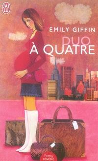 DUO A QUATRE - COMEDIE - T8385
