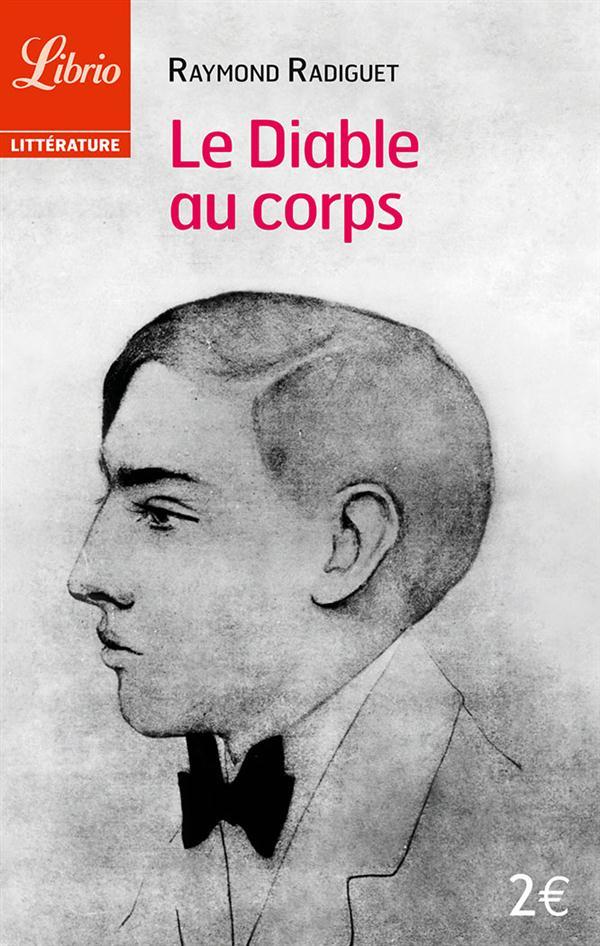 LITTERATURE - LE DIABLE AU CORPS