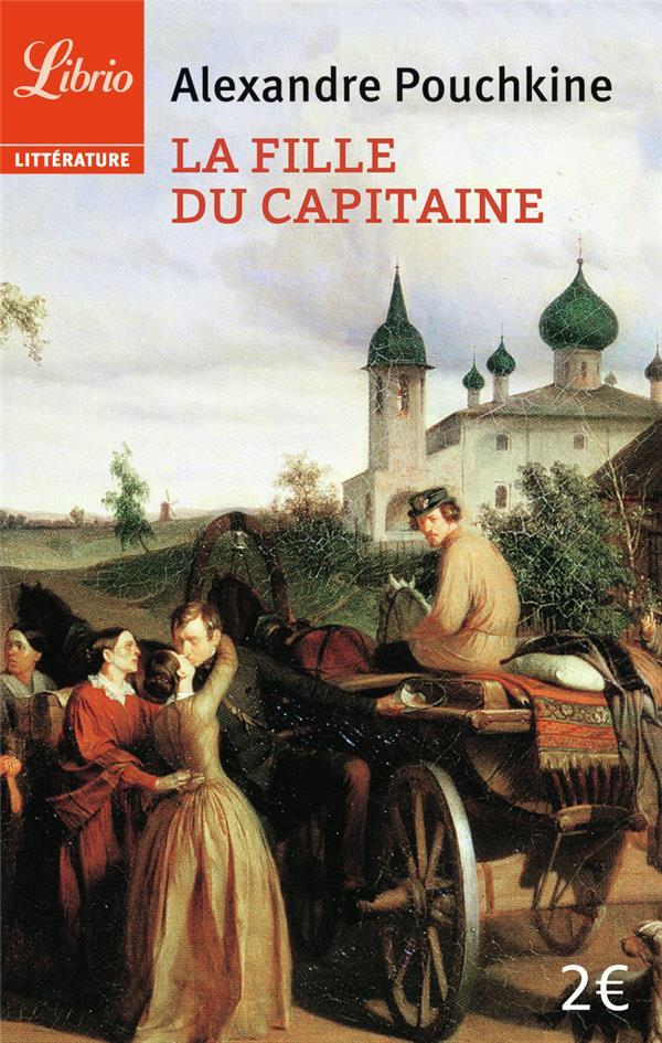 LITTERATURE - LA FILLE DU CAPITAINE