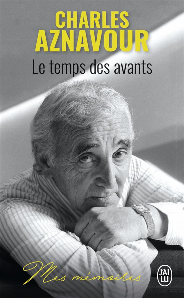 LE TEMPS DES AVANTS - RECIT - T7551
