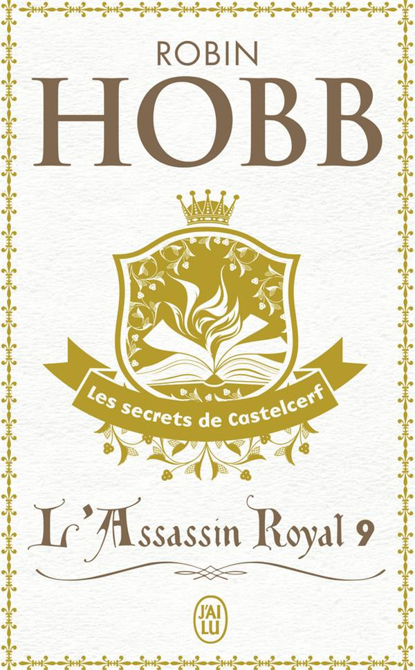 LES SECRETS DE CASTELCERF - L'ASSASSIN ROYAL - T9