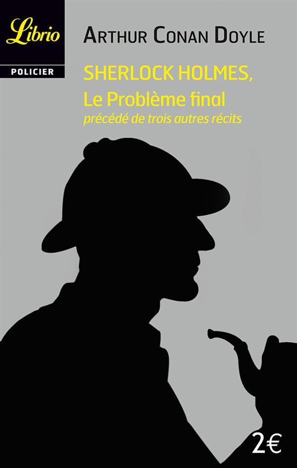 LE PROBLEME FINAL
