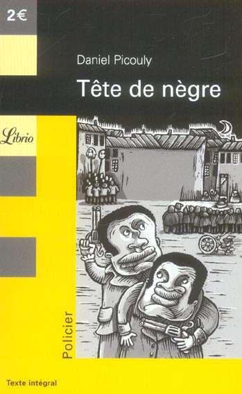 TETE DE NEGRE