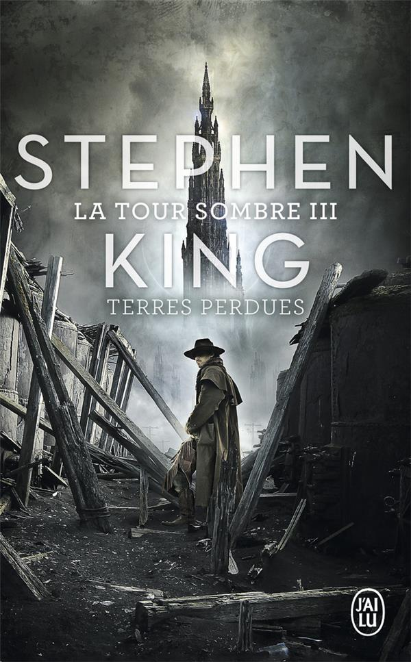 TERRES PERDUES - LA TOUR SOMBRE - T3