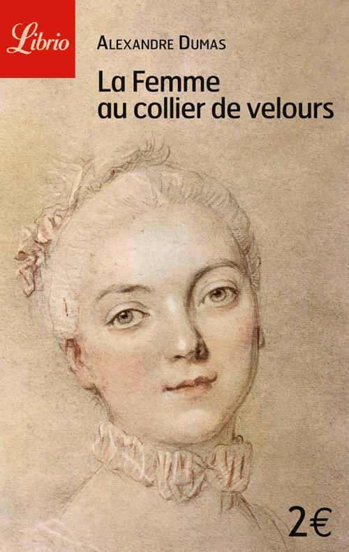 LITTERATURE - LA FEMME AU COLLIER DE VELOURS