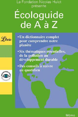 ECOLOGUIDE DE A A Z