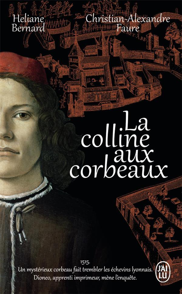 LES DENTS NOIRES - T01 - LA COLLINE AUX CORBEAUX