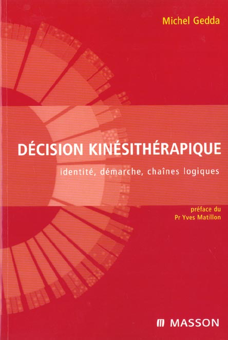 DECISION KINESITHERAPIQUE