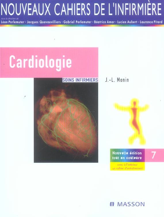 CARDIOLOGIE - SOINS INFIRMIERS