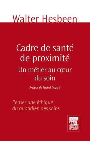 CADRE DE SANTE DE PROXIMITE