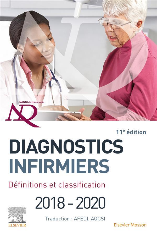 DIAGNOSTICS INFIRMIERS 2018-2020 - DEFINITIONS ET CLASSIFICATION